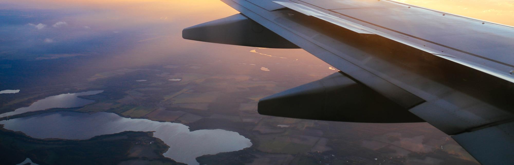Globalt klimatavtal för flyget närmar sig