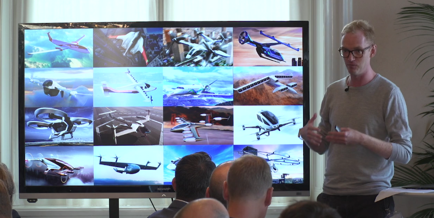 Se hela riksdagsseminariet om flyget och innovation för minskad miljöpåverkan 24/8